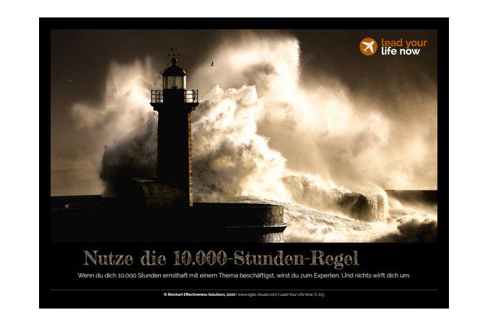 Agile Visuals Postkarte 6