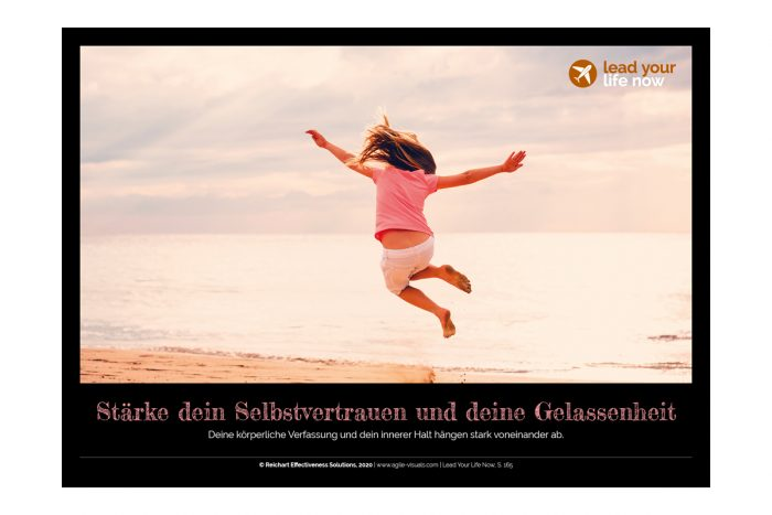Agile Visuals Postkarte 4